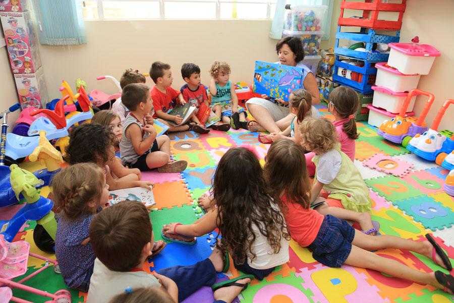 educação infantil - escola em jequié