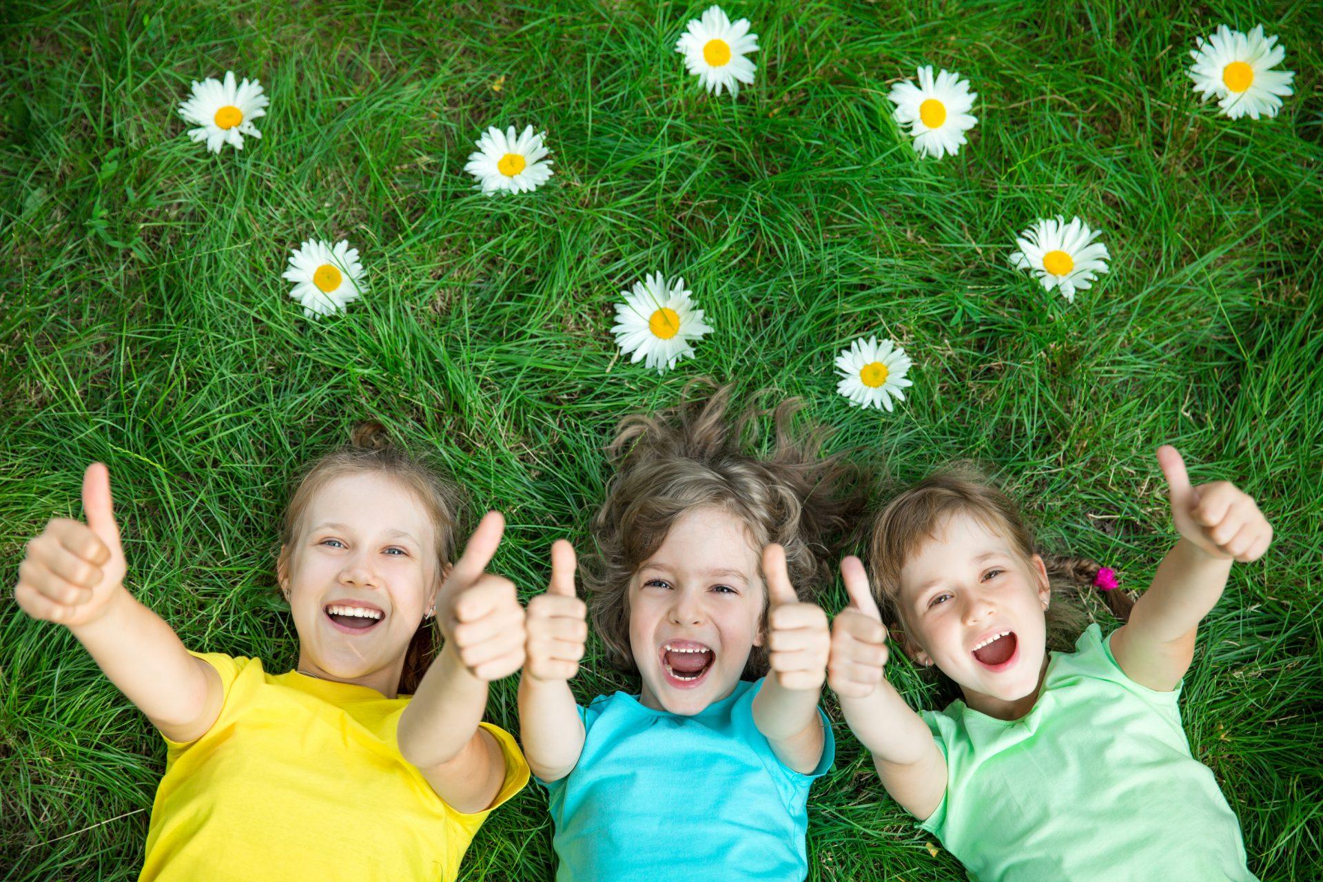 5 valores para crianças de 5 anos