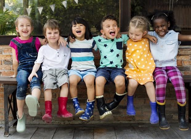 5 valores para crianas de 5 anos