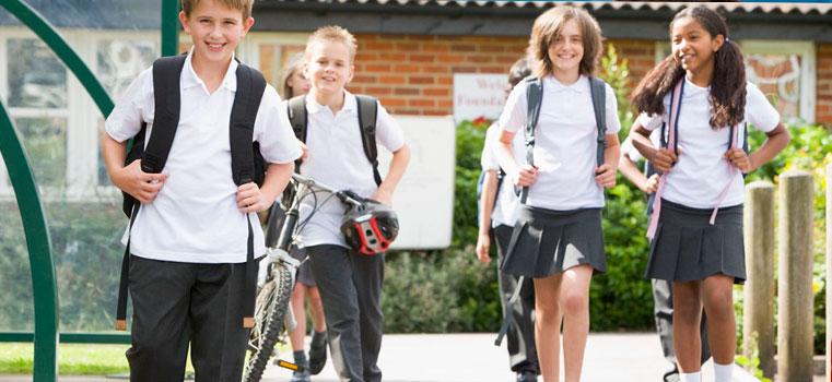Como preparar os filhos para começar o 6º ano escolar