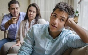 Problemas de comunicação entre pais e filhos